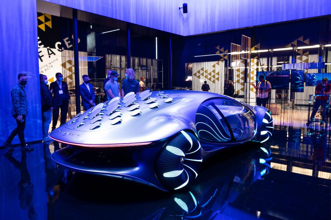 IAA_Pressebild_Mercedes Benz PK